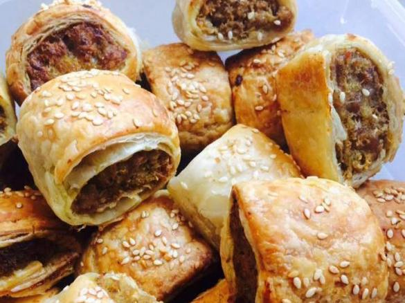 Sausage Rolls with Worcestershire Sauce Sausage Rolls with Worcestershire Sauce new picture