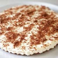 Easy Peezy Lemon Squeezy No Bake Cheesecake