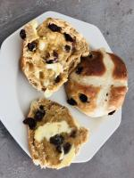 Hot Cross buns to die for!