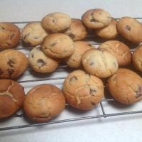 Choc chip version