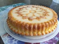 Gf lemon cake