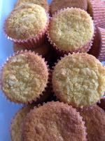 Mandarine muffins