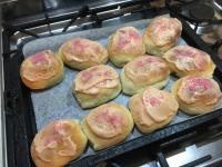 Delicious finger buns