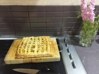 Honey Mustad Veg Pie
