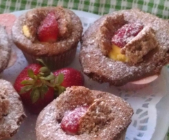Ginger Fluff Butterfly Cakes