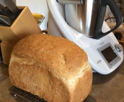 Wholemeal and Grain Bread