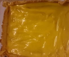 Auntie Paulene's Lemon Tart -gluten free