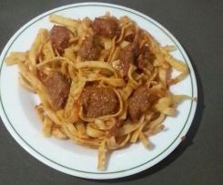 Abuella's Spanish Spaghetti
