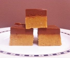 Peanut Butter Slice (no bake)