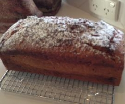 BANANA, DATE AND APPLE LOAF