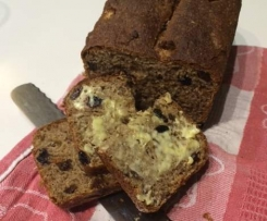 Ancient Grains Fruit Loaf