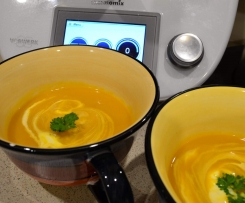 Best Ever Pumpkin Soup