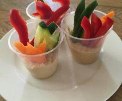 Hommus Cups - WA School Canteen Association Assessed - GREEN