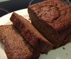 Banana Bread (Gluten & Refined Sugar Free)
