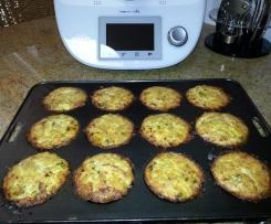 Tuna Muffins - Flour Free