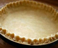 Grain Free Pastry Crust