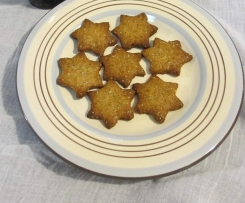 Lemon and Chia Seed Cookies - Gluten Free