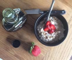 Buckwheat Porridge (Vegan)