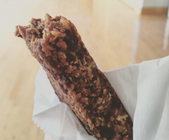Nut Free Cereal Bar - winner!