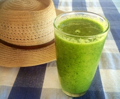 Green Smoothie Go To