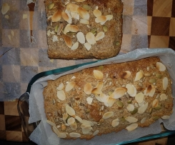 LCHF Banana Bread