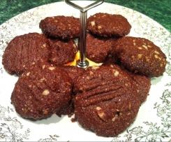 Almond Macadamia & Cacao GF cookies