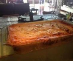 Papou's Pastitsio (Grecian Baked Pasta)