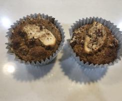 Apple & Walnut Muffins - Gluten Free