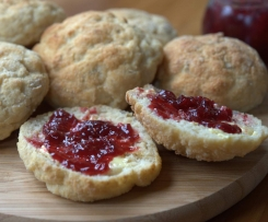 Gluten Free Bread Roll - English Muffin