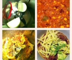 Shelley's Chilli Con Carne
