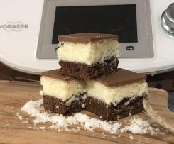 Coconut Bounty Brownie (Adapted from New Idea Magazine)