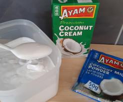 Super Easy ~ Thick & Creamy Coconut Cream Yoghurt TM6 ~ $10.60 per 1 Litre