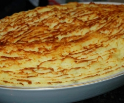 Healthier Shepherds Pie