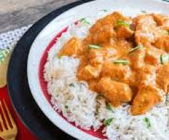 Alysha's Butter Chicken
