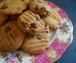 Aussie Choc Chip    Biscuits