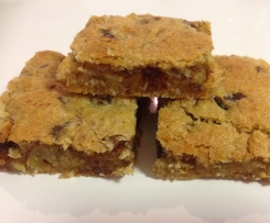 Chewy Date Slice