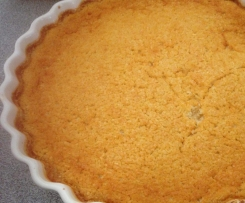 Easy Coconut Custard Pie
