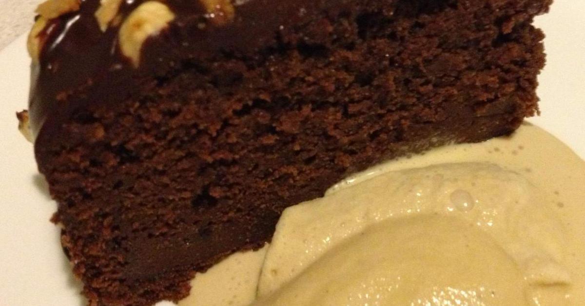 Chocolate Mud Cake Nutrition