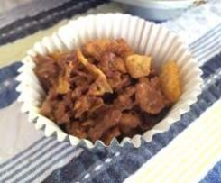 Ellie's Chocolate Cornflake Crackles