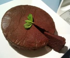 Boca Negra (Flourless Chocolate Cake)
