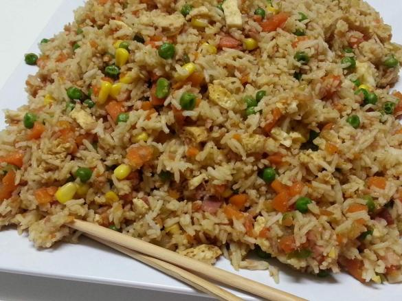 How To Make Shimp Fried Rice Like A Chinese Restaurant