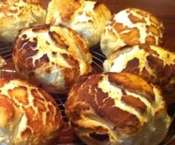 Tiger Bread Buns