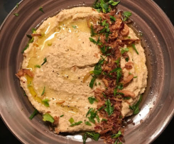 Hummus with White Miso (Andrew Zimmern)