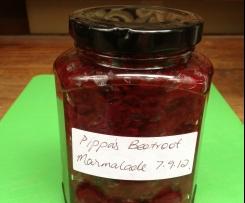 Beetroot Marmalade