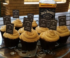 Jacks'n'Dry cupcakes