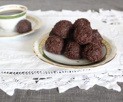 Brigadeiros (Chocolate praline)