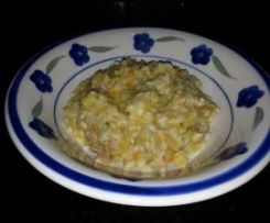 Failsafe kids risotto.
