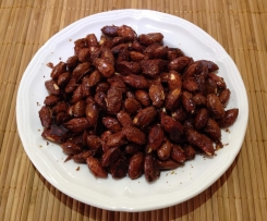 Honey & Chilli Roasted Almonds