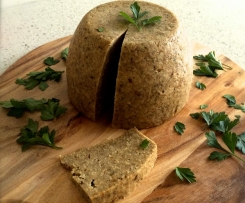Steamed Nut Loaf, Pudding or Mock Roast Turkey