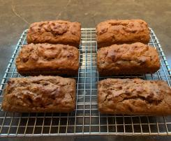 Mini Weetbix & Date loaf Cakes